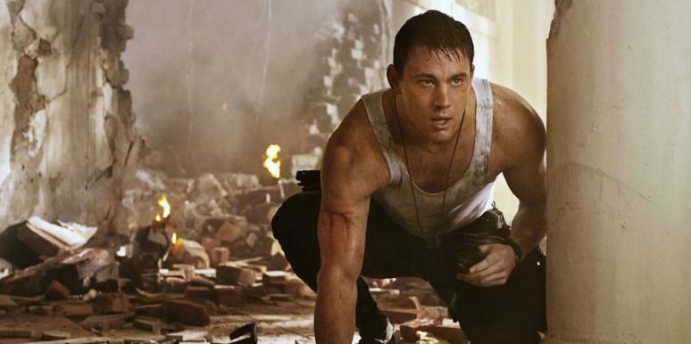 channing tatum, white house down, cool, celebrity, fun, love, channing tatum love
