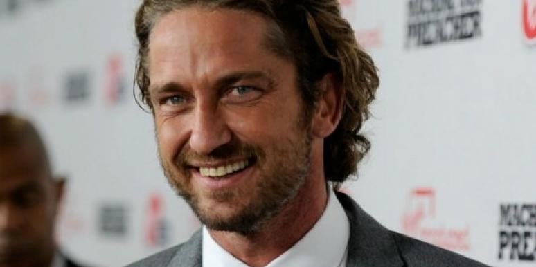 Heartthrob Gerard Butler Checks Into Rehab