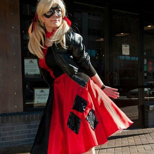 Harley Quinn Suicide Squad halloween costume