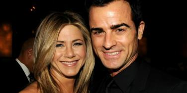 Jennifer Aniston & Fiance Justin Theroux