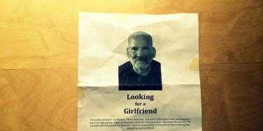 girlfriend flier