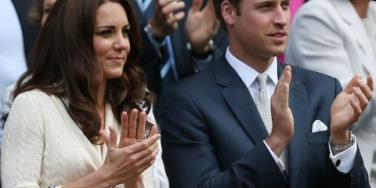 Duchess Catherine and Prince William olympics