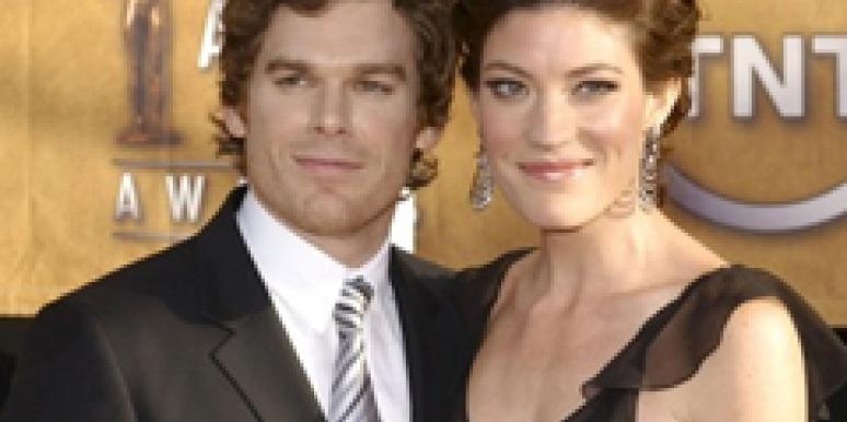 Michael C. Hall and Jennifer Carpenter
