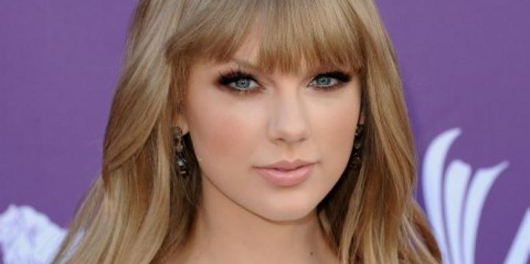 Taylor Swift awards up-close