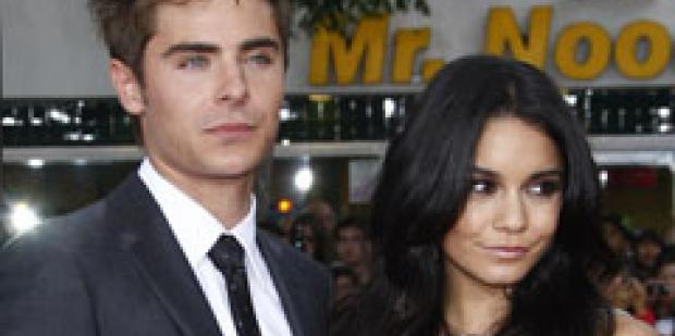 is zac efron and vanessa hudgens still dating 2011