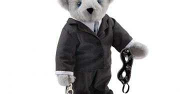 Fifty Shades Of Grey Vermont Teddy Bear