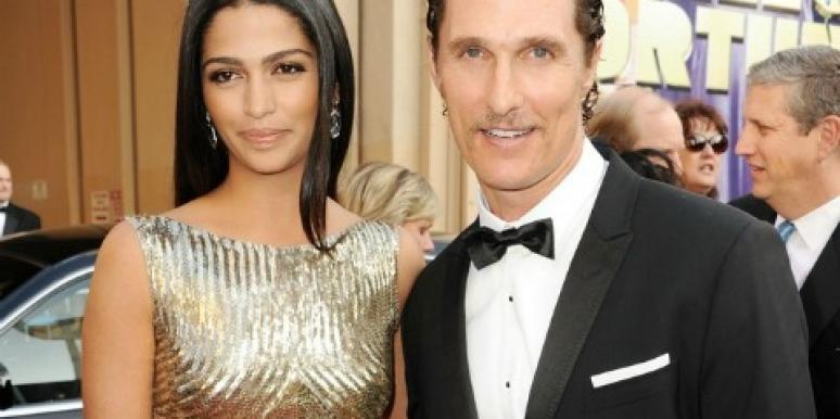Matthew McConaughey & Camila Alves Get Engaged On Christmas!