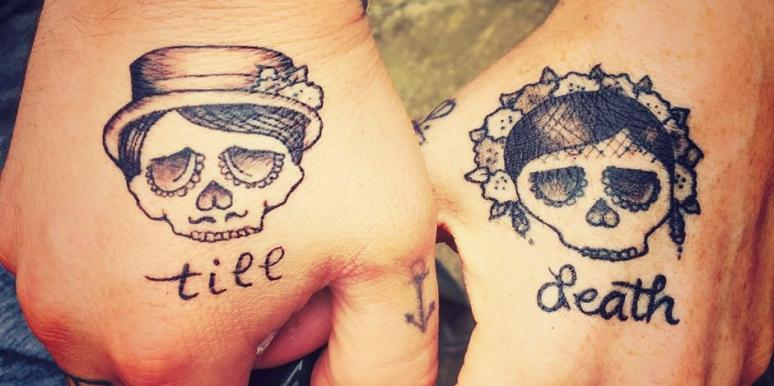 couples tattoo Instagram