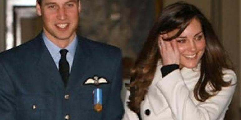Prince William & Kate Middleton Officially Engaged