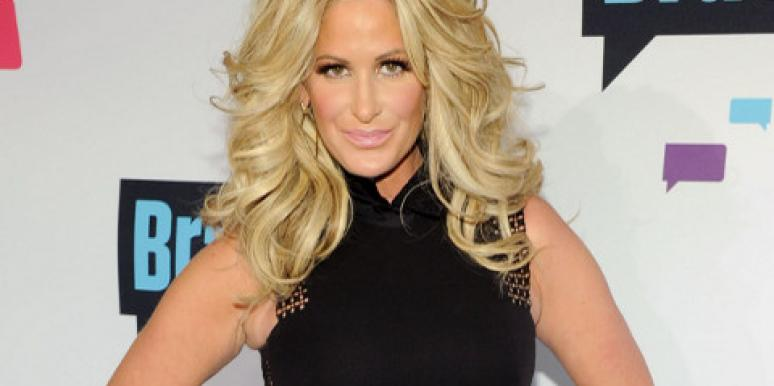 Parenting: Is 'RHOA's' Kim Zolciak Expecting Another Baby?