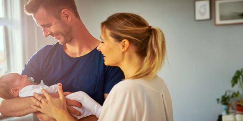 A Newborn Baby Doesn't Have to End Your Relationship: Here's How