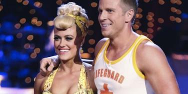 Peta Murgatroyd and Sean Lowe