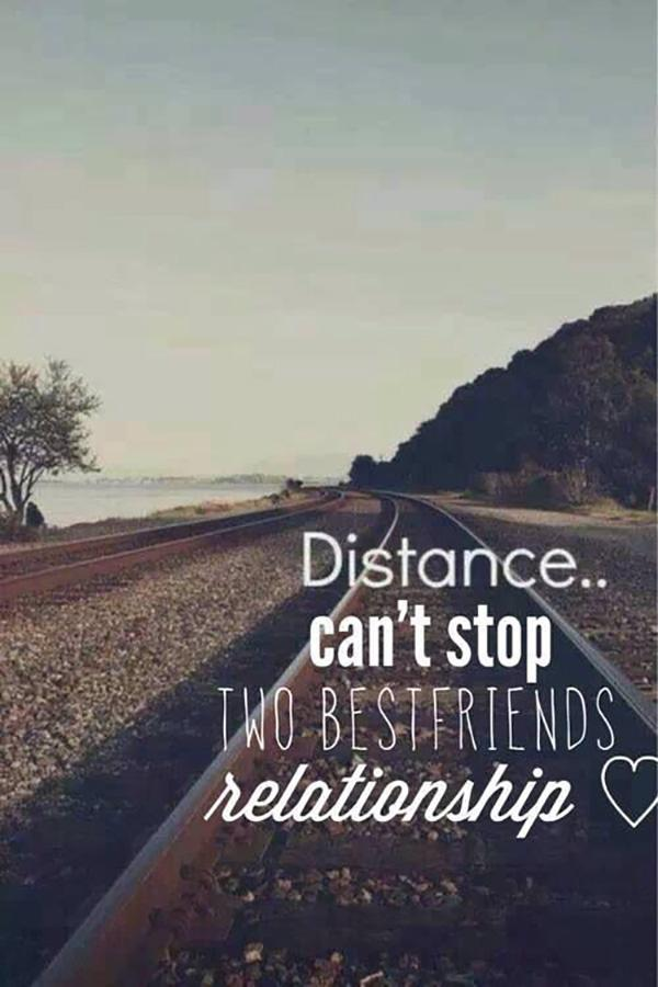 Friendship Quotes Long-Distance Relationship