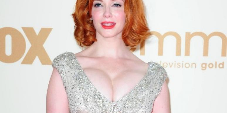 Christina Hendricks sexy