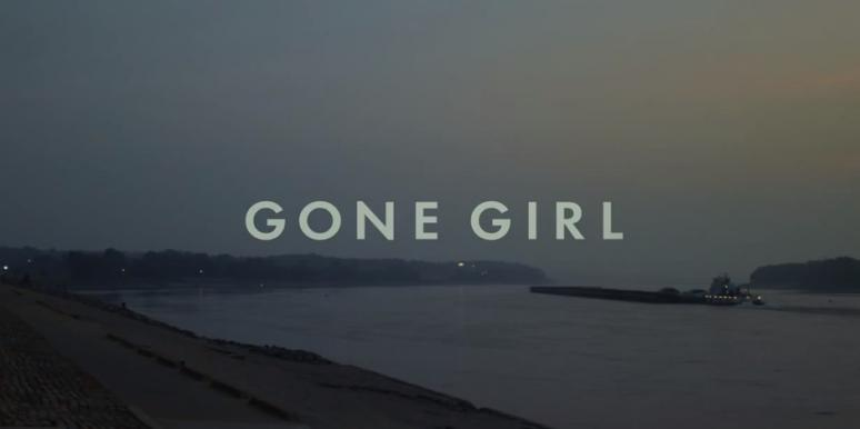 From the movie Gone Girl