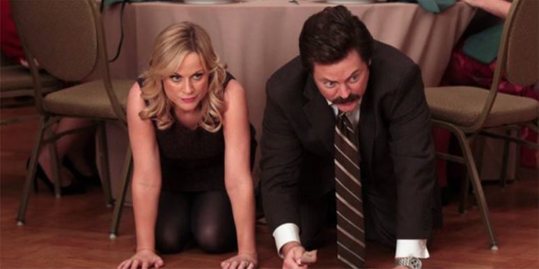 2015 Golden Globe Awards, Golden Globes, Parks and Recreation