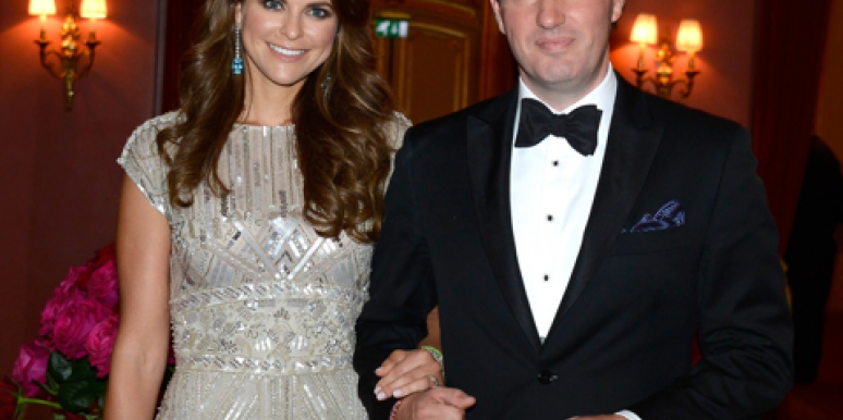 See Princess Madeleine Of Sweden's Wedding Gown!