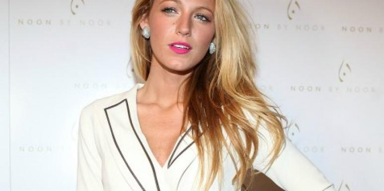 Blake Lively fashion