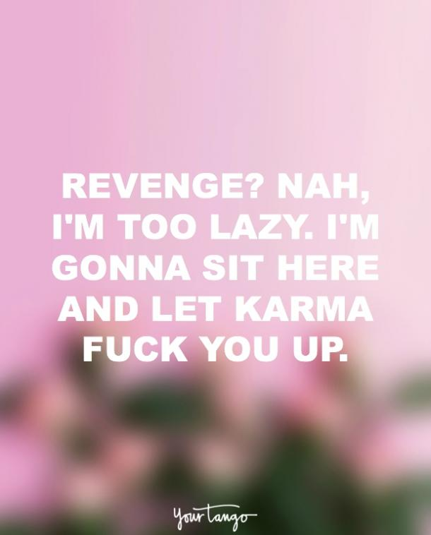 Fuck You Quotes