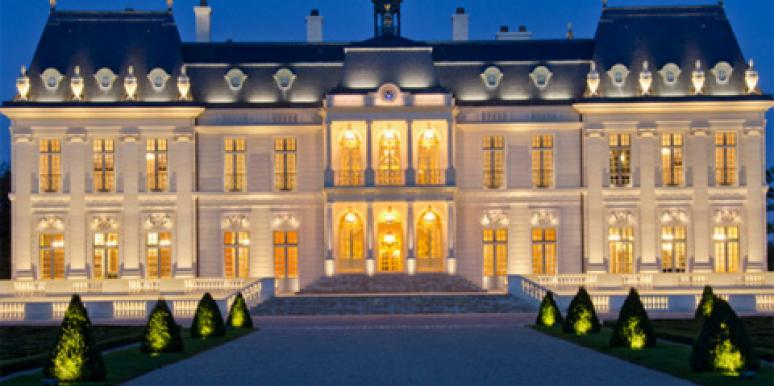 COGED Chateau Louis XIV, where Kim Kardashian and Kanye West are rumored to be getting married and holding their wedding