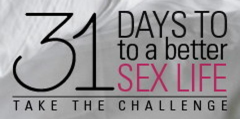 yourtango 31 days better sex life expert challenge