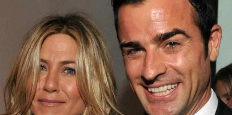 Watch: Jennifer Aniston & Justin Theroux Fell In Love On This Set