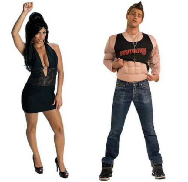 snooki and mike