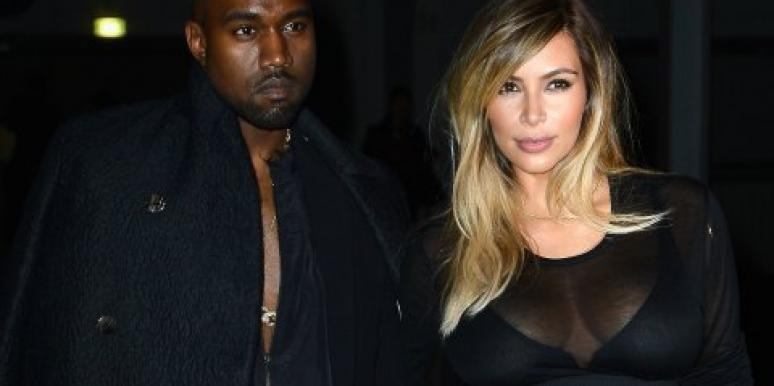 See The Photo! Kim Kardashian Shows Off In A Barely-There Bikini