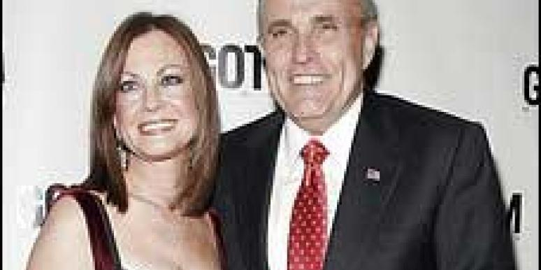Inside Giuliani's Marriage
