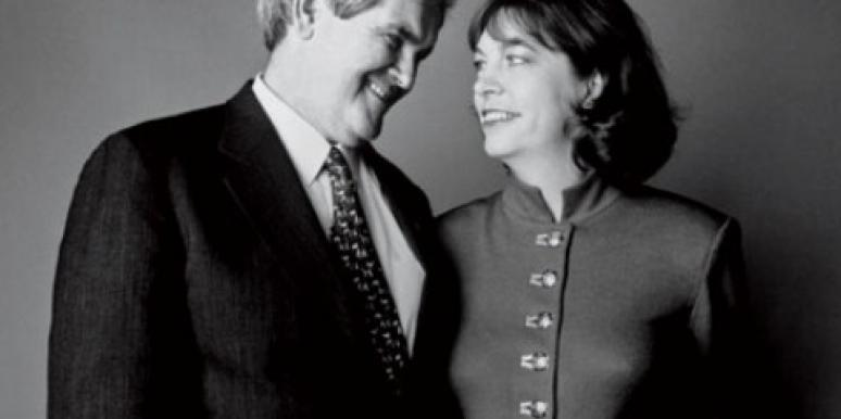 Newt and Marianne Gingrich