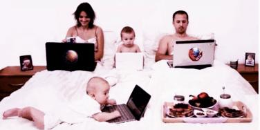 computer family