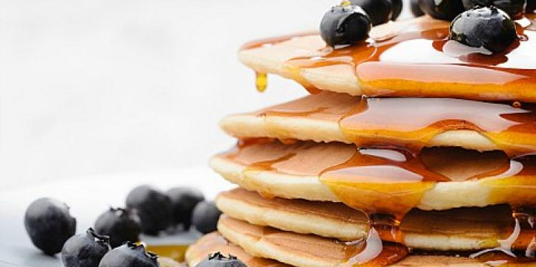 Breakfast In Bed Ideas: The Pancake Recipes To Test Your Love
