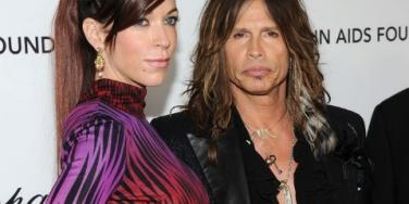Steven Tyler Pops The Question To Longtime Girlfriend Erin Brady