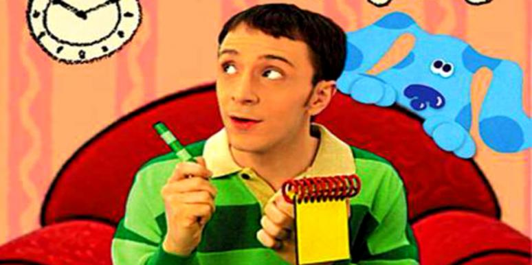 "Steve From ""Blues Clues"" Is Now An Attractive Hipster"
