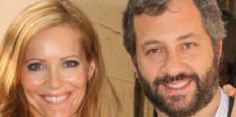 Leslie Mann Judd Apatow funniest couples