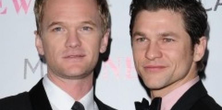 Neil Patrick Harris And David Burtka's Twins Born