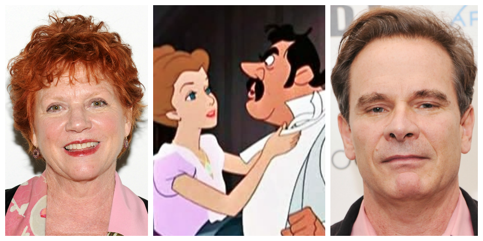 Peter Scolari, Becky Ann Baker, Mr. and Mrs. Darling - <i>Craig Barritt/Getty Images ; Stephen Lovekin/Getty Images & Disney</i>