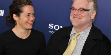 Philip Seymour Hoffman & Girlfriend Mimi O'Donnell