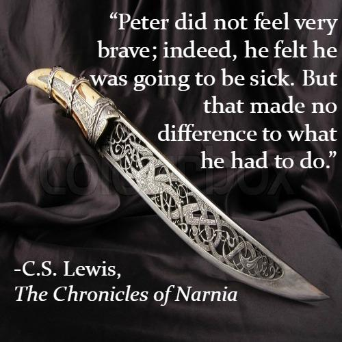 Narnia fairy tale inspirational quotes