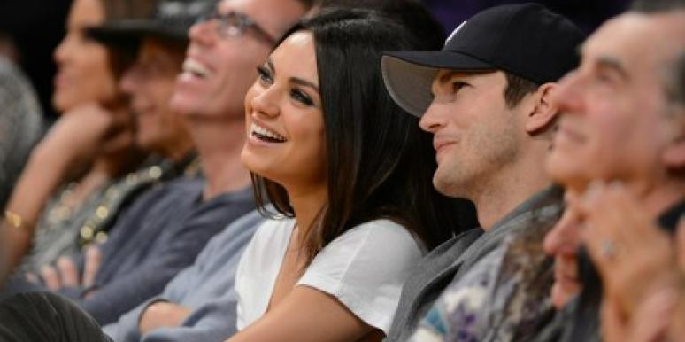 Celebrity Love: Are Ashton Kutcher & Mila Kunis Expecting A Baby?