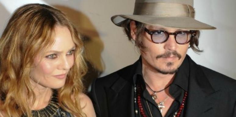 Vanessa Paradis and Johnny Depp split