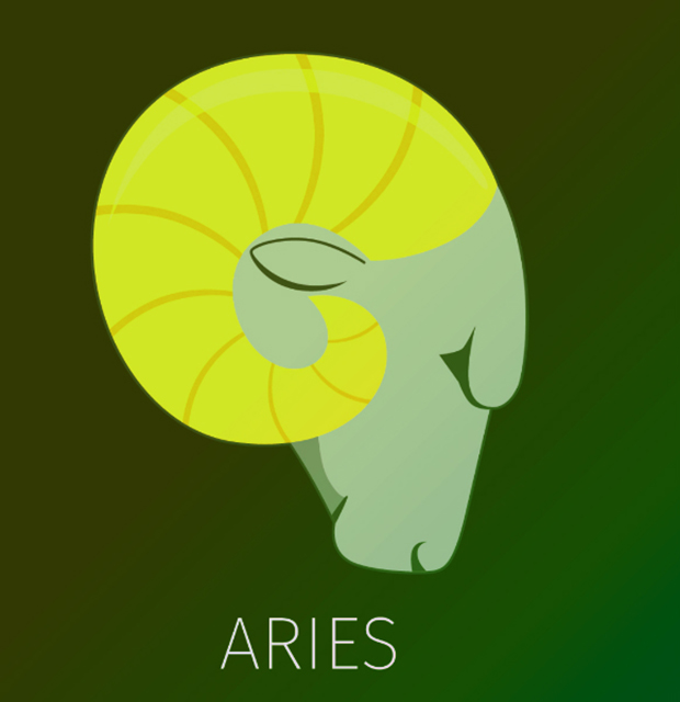 Aries Confidence Zodiac Sign Astrological Sign