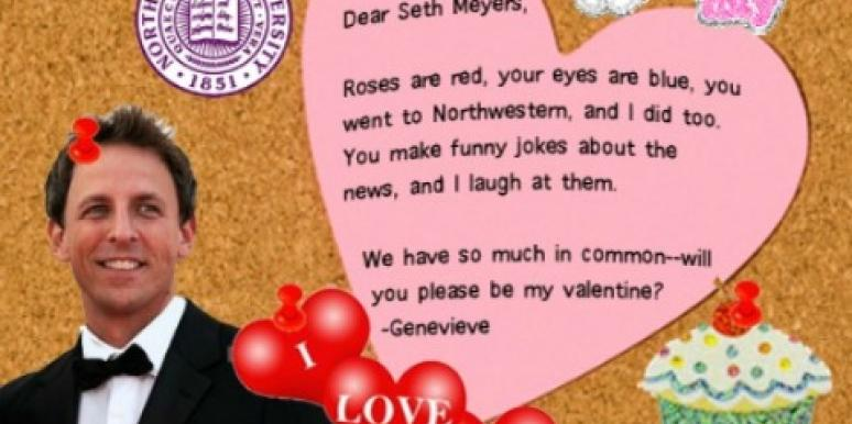 12 Valentines We Want To Send To Our Celebrity Crushes [PHOTOS]