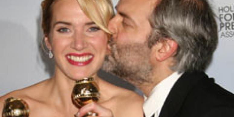Kate Winslet and Sam Mendes divorce