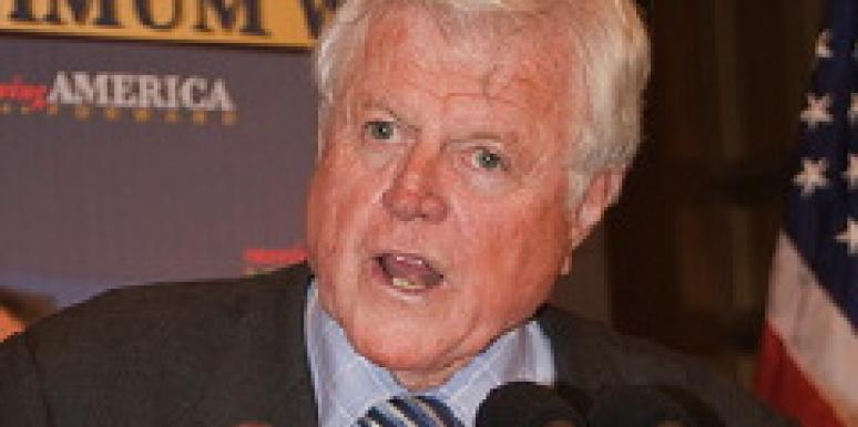 Ted Kennedy memoir True Compass