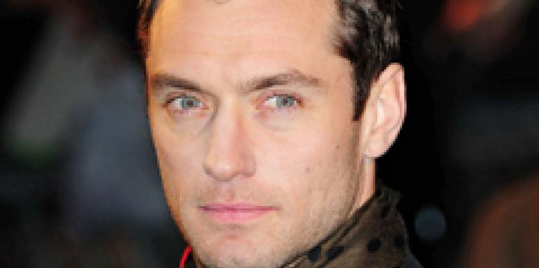 Jude Law Is Sick & Tired