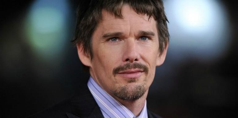 "Ethan Hawke On ""The Black Years"" After Divorce From Uma Thurman"
