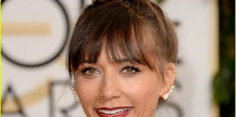 rashida jones Golden Globes
