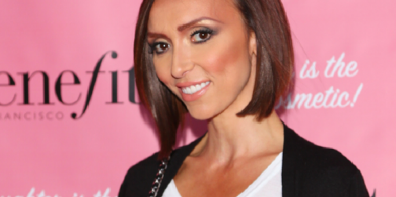 Parenting: How Giuliana Rancic Conquered Working Mom Guilt